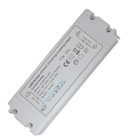 Ecopac UK ELED-50-24T 50 watt Mains (Triac) Dimmable constant voltage LED driver 24V IP20 ELED-50-24T