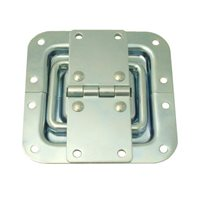 Penn Elcom Hinge With Lid Stay Zinc