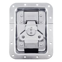 Penn Elcom Large MOL®3 Recessed Butterfly Latch L944/525MOL3