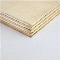 "Penn Elcom Wood Panel 12mm/1/2"" Thick In Birch M870012"