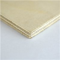 "Penn Elcom Wood Panel 6mm/1/4"" Thick In Birch M870006"