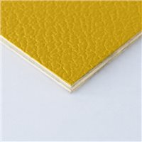 Penn Elcom Rigid Yellow PVC On 4.5mm Birch