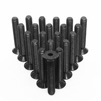 "Penn Elcom M6 High Tensile 30mm/1.18"" Black Socket Head Screw S1441"