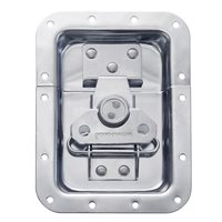 Penn Elcom Large Recessed Butterfly Latch L925/530Z
