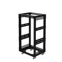 "Penn Elcom 18U Open Tower Rack System 400mm / 16"" Deep R8200-16/18UK"