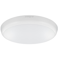 Integral LED Slimline Ceiling and Wall Light 25W 4000K 2150lm Non-Dimmable ILBHC007