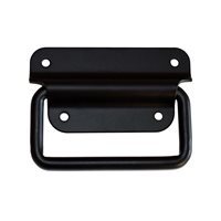 Penn Elcom Un-Sprung Surface Handle Black H1030K