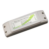 Teucer 20 watt Mains Dimmable constant voltage LED driver 24V IP20 Teucer LDD-20/24