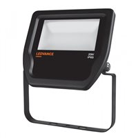 LEDVANCE Black LED Floodlight  20W 3000K IP65 Non Dim 4058075001060