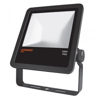 LEDVANCE Black LED Floodlight  100W 4000K IP65 Non Dim 4058075001138
