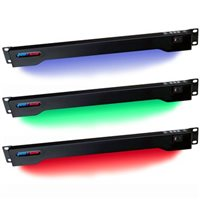 1U LED Rack Light Multi Colour RADM-23C by Penn Elcom