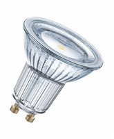 Osram Led Glass Gu10 120deg 4.3w 4k Non Dim 4052899958142
