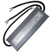 Ecopac UK 200 watt Mains Dimmable constant voltage LED driver 12V IP67 ELED-200-12T