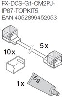 Osram Led Fx-dcs-g1-cm2pj-ip67-Topkit5 Jumper Kit 4052899452053