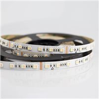 Comus Led strip Rgbtw 24v Ip20 24w with 5in1 chips LEDCLS24RGBTW