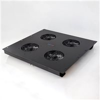 Quiet 4 Fan Tray for R4000/R5000 Racks R4000-FT4 by Penn Elcom