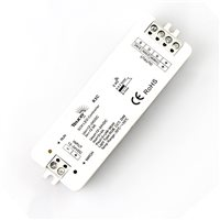 Teucer Led 3Ch Rf Receiver for Rgb flex R3C