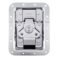 Penn Elcom Large MOL®4 Latch in Plain Dish L944/525MOL4