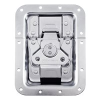 Penn Elcom Large MOL®4 Latch in Plain Dish L944/530MOL4