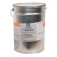 Warnex Cabinet Paint Black 6KG MG-9715S