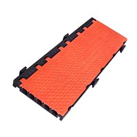 Penn Elcom Cross 5 Base Section Orange CROSS50