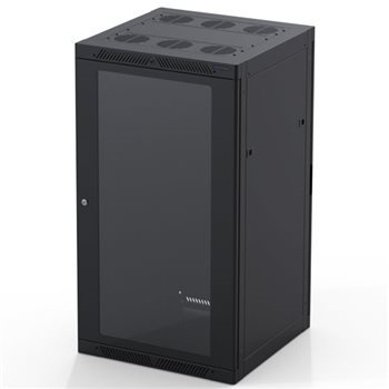 Penn Elcom 18U Rack Enclosure M6 Rail 600mm / 23.62in x 600mm / 23.62in R4066-18UK