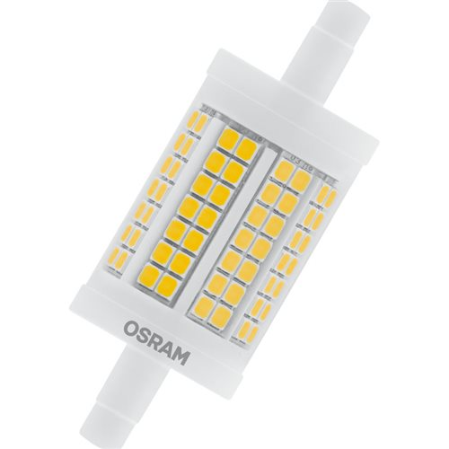 LEDVANCE Osram Led R7s 11.5w 27k 78mm Dim 4058075169050  - Click to view a larger image