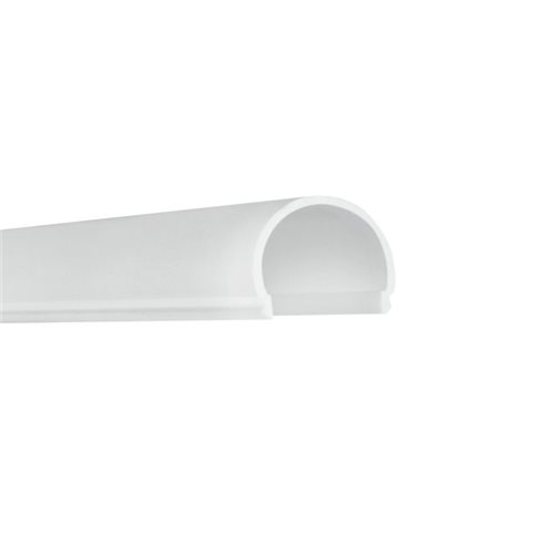 Osram Led Fx-qmw-g1-crd 3m Round Frosted Cover for Wide Track 4052899447035  - Click to view a larger image