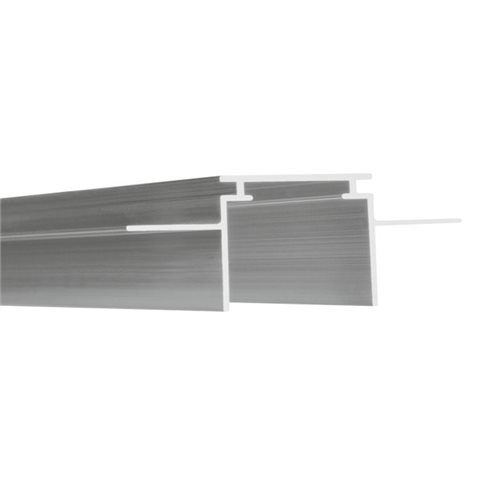 Osram Led 3m Metal Mounting Profile Fx-qmw-g1-p125c30-div1-300 4052899449060  - Click to view a larger image