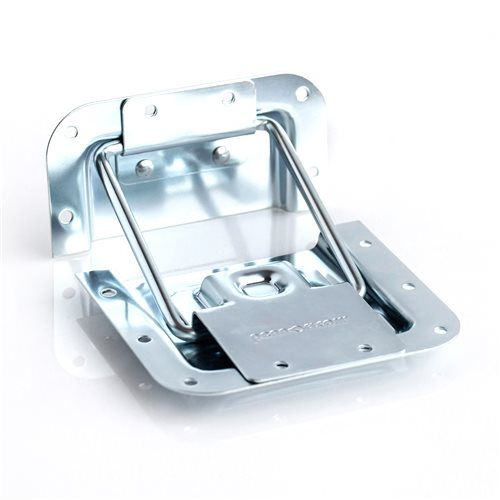 Penn Elcom Spring-Loaded Hold Open Lid Stay D0553Z-SD  - Click to view a larger image