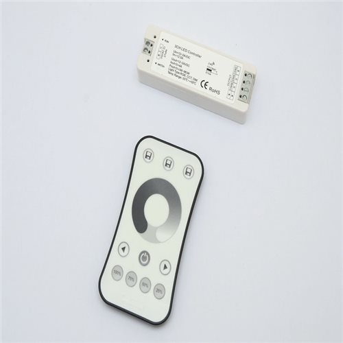 Teucer Led Single Colour 1zone RF Remote and Receiver LR-WN+R3C  - Click to view a larger image