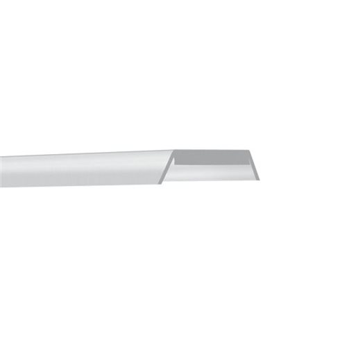 Osram Led Fx-qmw-g1-cftp 3m Clear Cover for Wide Track 4052899999787  - Click to view a larger image