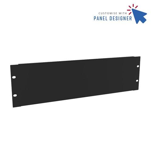 Penn Elcom 3U Custom Panel Designer Blank CRP-R1268/3UK  - 点击查看大图