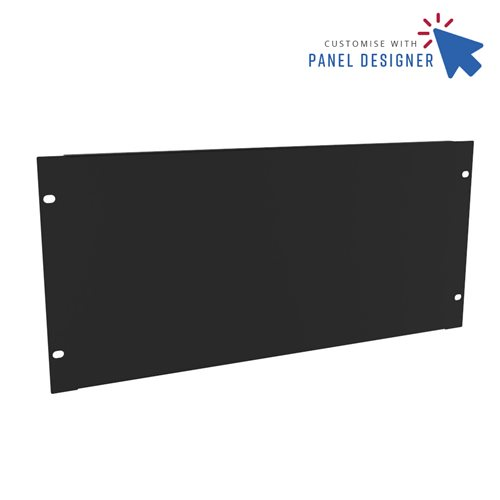 Penn Elcom 5U Custom Panel Designer Blank CRP-R1268/5UK  - 点击查看大图