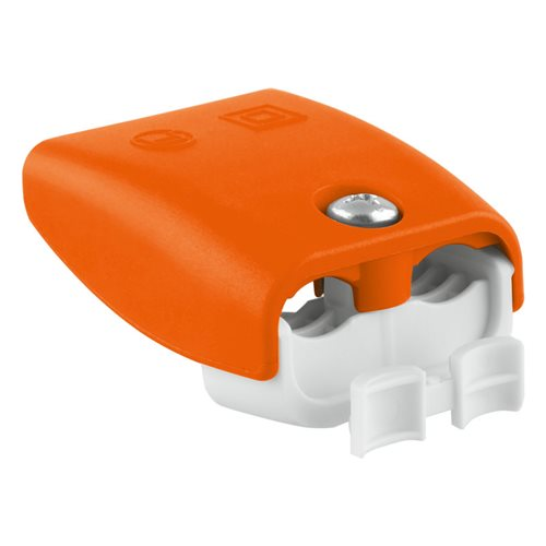Osram Led Driver Cable Clamp N-Style (pair) 4052899598461  - Click to view a larger image