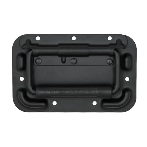 Penn Elcom Surface Mount Flip Handle (Black) H4054K  - Click to view a larger image