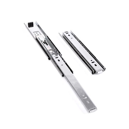 Penn Elcom Drawer Slide 10in/250mm Demountable (Pair) R2410Z  - Click to view a larger image