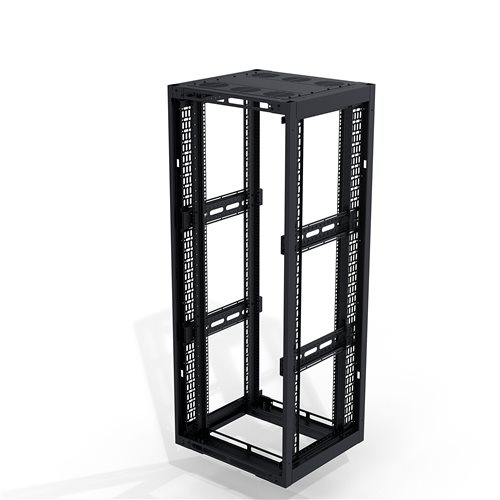 Penn Elcom 37U Open Tower Rack System M6 Rail (Depth: 540mm / 21in) R4066-OT-37UK  - Haga Clic para ver una Imagen más grande