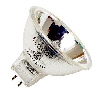 GE ELC/5H  24V 250W GX5.3  A1/259 500 Hour G E 15377