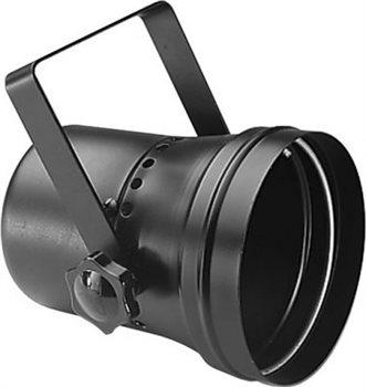 Highlite Par 36 Pin Spot Metal Black 30205