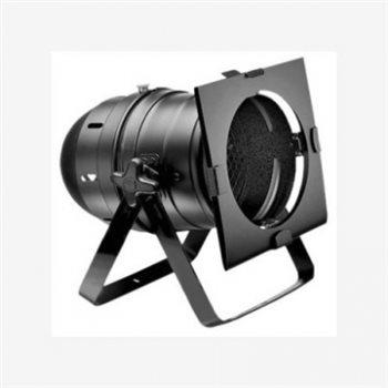Highlite Par 64 Can Floor Standing Black c/w Gel Frame 30420
