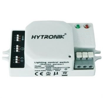 Hytronik Sensor Microwave Motion - Economy Version LEDSMME2