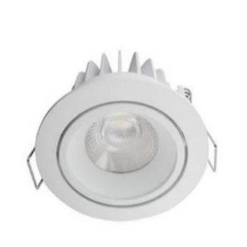 Integral LED Downlight COB 10W 5000K 620 lm Non Dim Adjustable/tilt 24-88-78  - Click to view a larger image