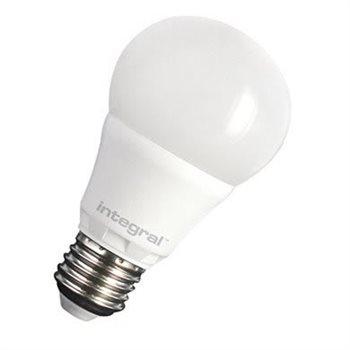 Integral LED Classic A 40 240Deg Dim 6.6W 27K ES Classic 64-26-14