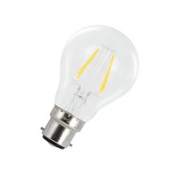 Integral LED Classic A 40 300Deg Filament-style Omni-Lamp 4W 27K BC 57-98-52