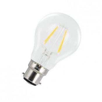 Integral LED Classic A 50 300Deg Filament-style Omni-Lamp 4.5W 27K BC 12-80-16
