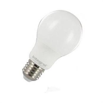 Integral LED Classic A 60 260Deg Non Dim 8.2W 27K ES Opal Omni 37-11-14