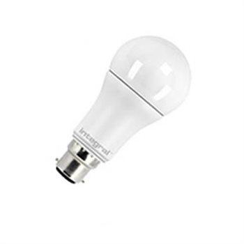 Integral LED Classic A 75 240Deg Dim 12W 27K BC Opal 85-41-58