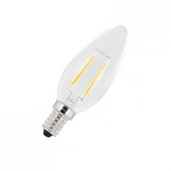 Integral LED Classic B 25 Non Dim 2W/27K SES Filament Omni Candle 94-71-41