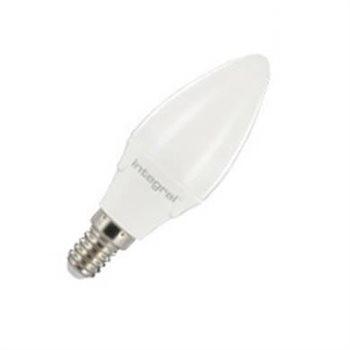 Integral LED Classic B 40 Dim 5W/27K SES Opal Omni 97-15-96